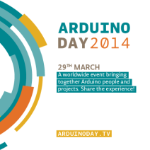 Am 29.03.2014 ist Arduino-Tag